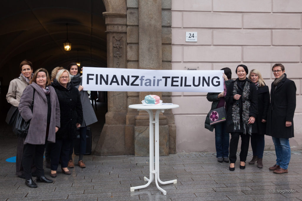 #OhneUnsVielSpaß startet die Petition Gender Budgeting