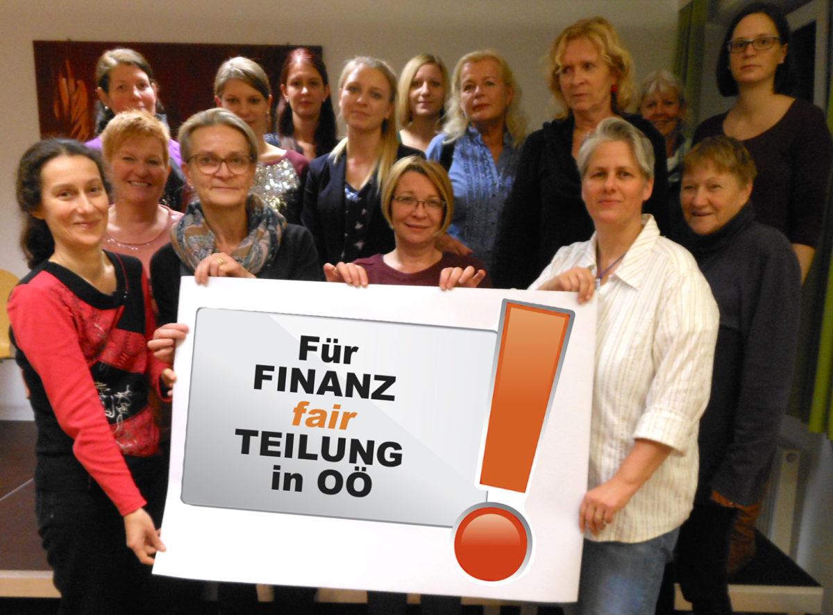 #OhneUnsVielSpaß on Tour: FinanzFairTeilung in ganz Oberösterreich