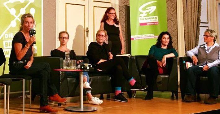 #OhneUnsVielSpaß bei der Bundes-Frauen-Konferenz